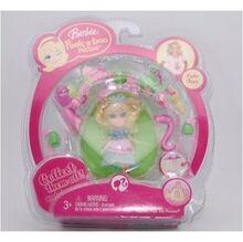 90130429-260x260-0-0 Mattel Barbie Peekaboo Petites Cute Teas Collectio