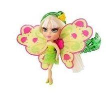 Mini fairies doll green-full
