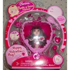 86920743-260x260-0-0 Mattel Barbie Peek a boo Petites Sweetheart Squad