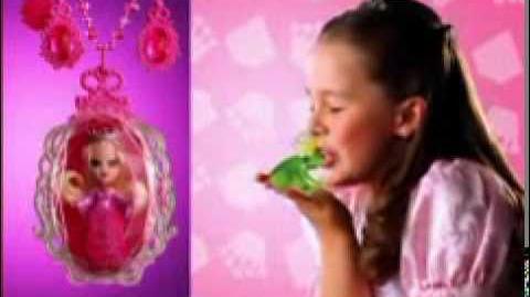 2008 Barbie Peekaboo Petites Dolls Commercial