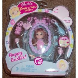 86937764-260x260-0-0 Mattel Barbie Peek a boo Petites Easter Egg Citeme