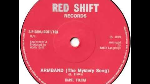 """Karel Fialka - Armband (The Mystery Song) (7"""")"""