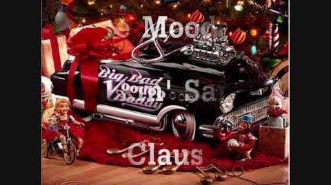 The Moods - Rockin' Santa Claus