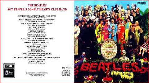The Beatles Sgt