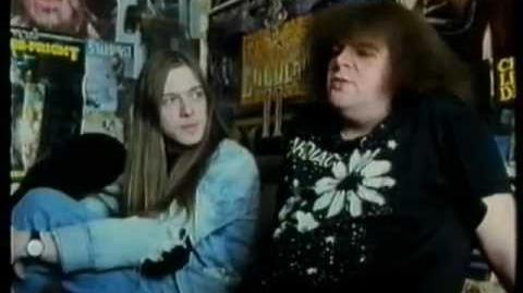 Arena heavy metal BBC2 documentary 1989 6 of 6