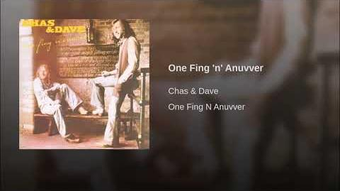 One Fing 'n' Anuvver
