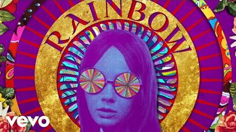The Rolling Stones - She's A Rainbow (Official Lyric Video)