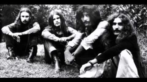 Black Sabbath - BBC Live Session John Peel's Show