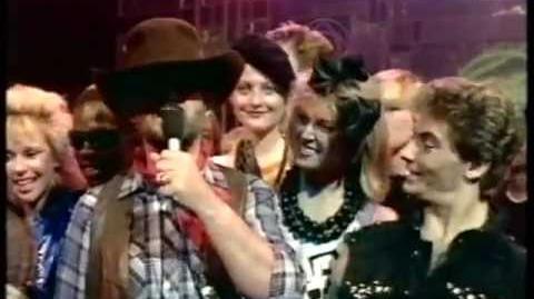 John Peel TV Personality