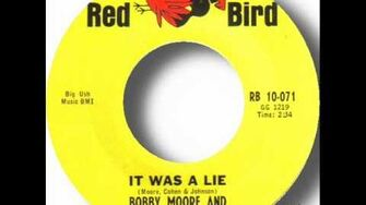 Bobby Moore And The Formosts - It Was A Lie