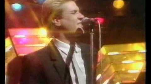 HQ - Duran Duran - Is There Something I Should Know - TOTP 1983