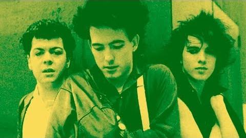 THE CURE John Peel 7th January 1981