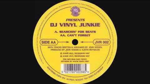 DJ Vinyl Junkie - Can't Forget