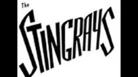 The Stingrays - Countdown