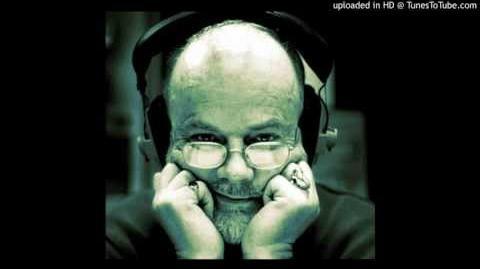 John Peel plugs a U2 tour on Steve Lamacq's show
