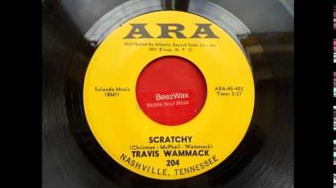 Travis wammack - scratchy