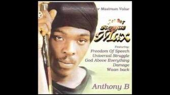 Anthony B God Above Everything