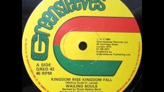 Wailing Souls - Kingdom Rise Kingdom Fall