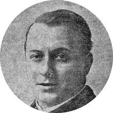 George Formby snr, 1921