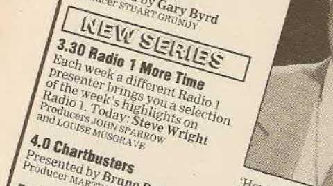Radio 1 More Time