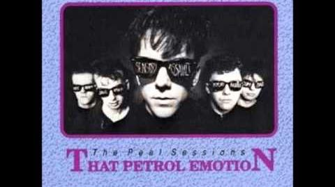 That Petrol Emotion John Peel Session June 1985