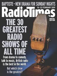 RT 30 Greatest Radio Shows