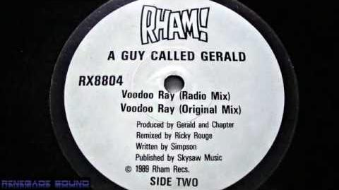 VOODOO RAY -ORIGINAL MIX- 1989