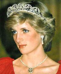 Princess lady diana spencer of wales