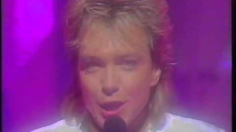 David Cassidy – The Last Kiss (Studio, TOTP)