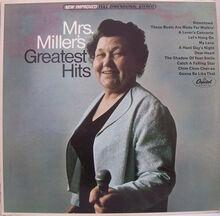 Mrs miller