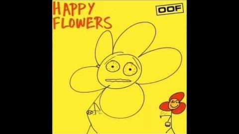 Happy Flowers - Oof LP -full-