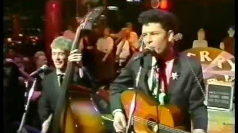 Terry and Gerry - Clothes Shop - Live 1985