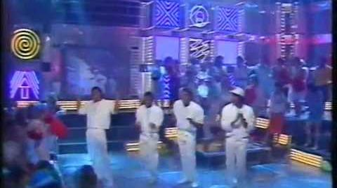 The Conway Brothers – Turn It Up (Studio, TOTP)