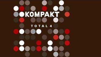 Thomas Fehlmann - Making It Whistle 'Kompakt Total 4' Album
