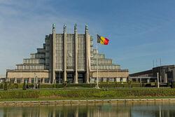 Palais Des Expositions Du Centenaire