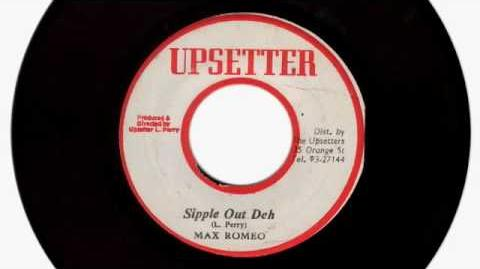 (1976) Max Romeo Sipple Out Deh (Alternate) Dub (Custom Disco)