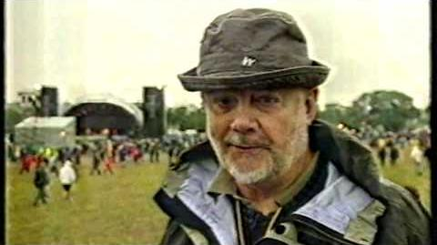 The Subways - Glastonbury Festival Competition win 2004 - John Peel - Mark Radcliffe - Jo Whiley
