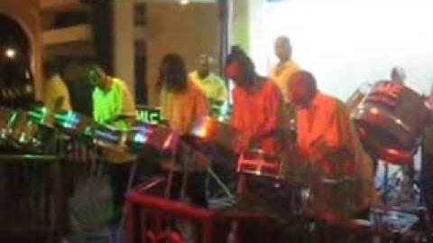 Diamond Steel Orchestra plays Strauss