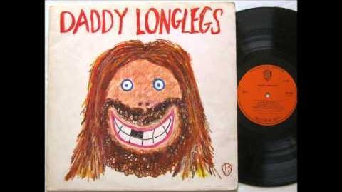 Daddy longlegs.......high again