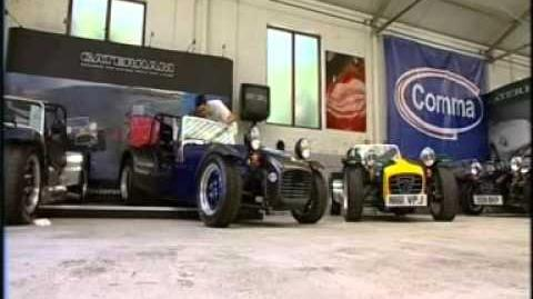 Caterham - Survival Of The Fastest