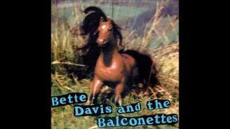 Bette Davis & The Balconettes - Shergar (John Peel 4th November 1997)