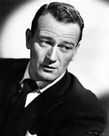 John Wayne Publicity Photo 1952