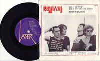 Russians - No Title single backside