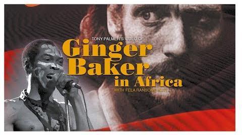 Ginger Baker - In Africa (Full Film) - Tony Palmer Films