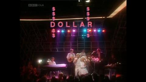 Dollar - Give Me Back My Heart Top Of The Pops Performance (01-04-1982)