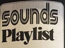 Sounds Playlist