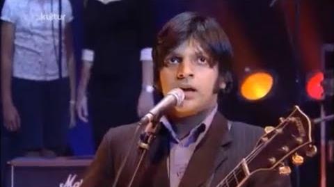 "Cornershop ""Staging The Plaguing Of The Raised Platform"" (Tjinder Singh) Live BBC Jools Holland Show"