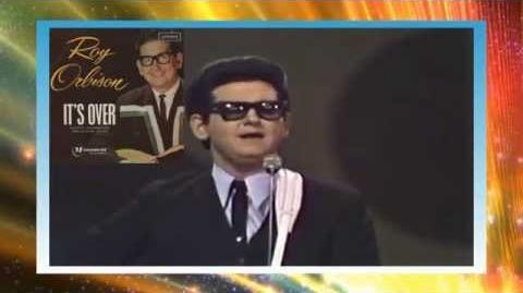 Roy Orbison - It's Over 1964 HD