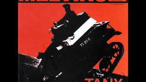 Melvins - Tanx EP