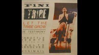 FINI TRIBE - De Testimony (Collapsing Edit)